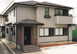 住宅部(2×4住宅)を開設