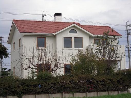 『薪ストーブがある北欧デザインにこだわったお家』