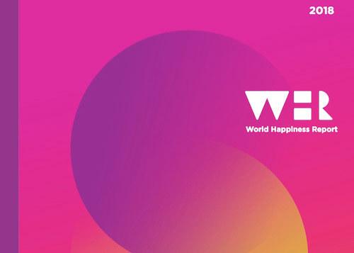 世界幸福度ランキング